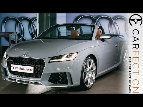 2017 Audi TT RS: More Power, Quicker Than A Cayman - Carfection