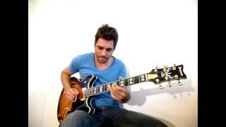 Wes Montgomery D- Natural Blues: Guitar Solo Transcription