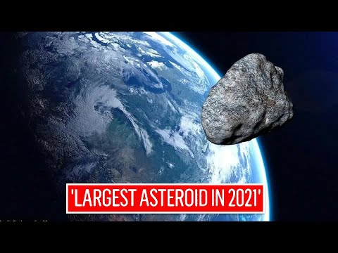 Huge mile-wide Asteroid Approaching Earth in March