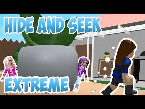 TAG! YOU'RE IT! / Roblox: Hide And Seek Extreme