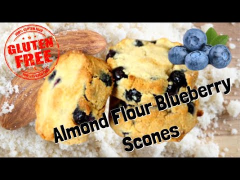 Almond Flour Scones Keto Friendly