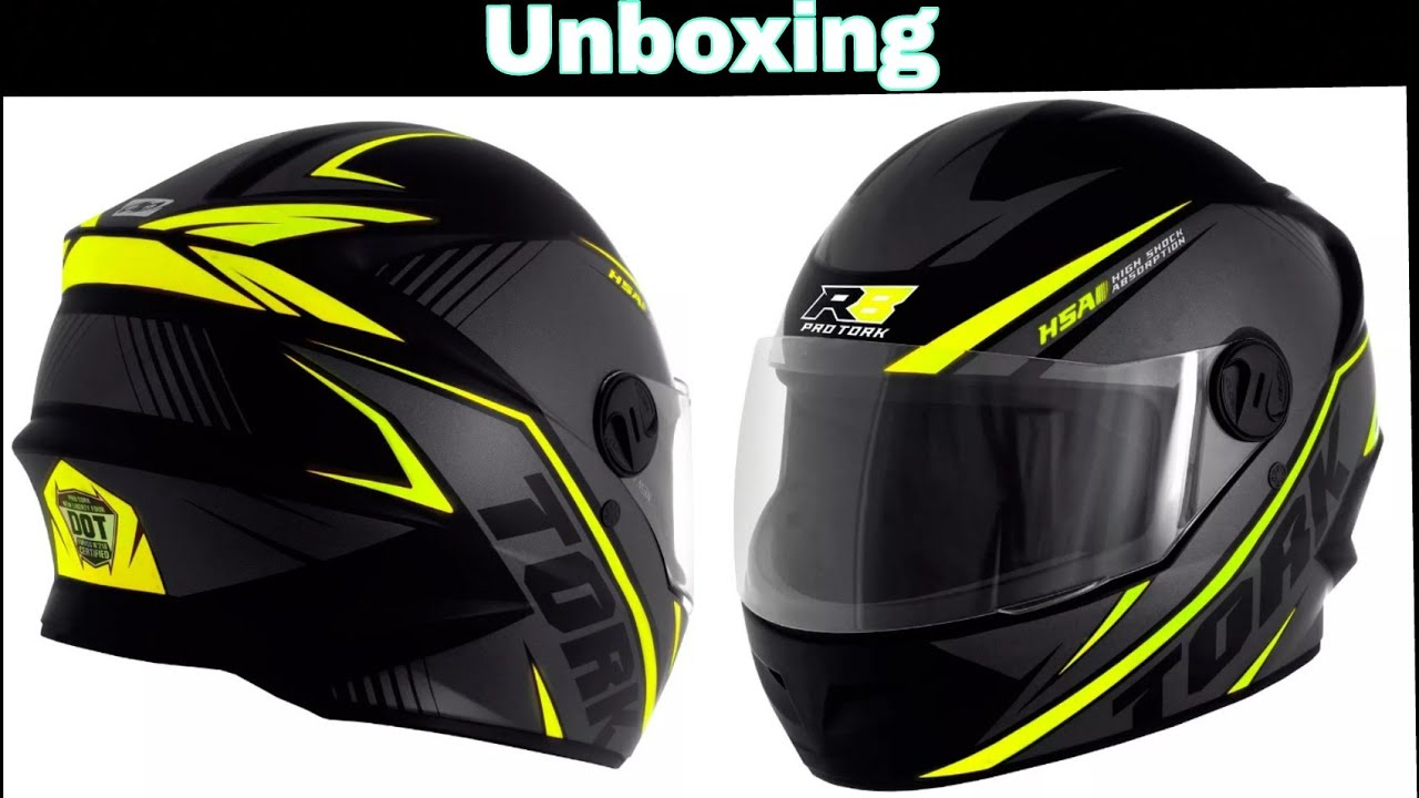 UNBOXING DO CAPACETE PRO TORK R8 - YouTube 8b4d76d6e2