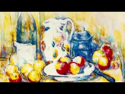 Paul Cézanne (1839 - 1906) - Artworks from 1901 to 1906