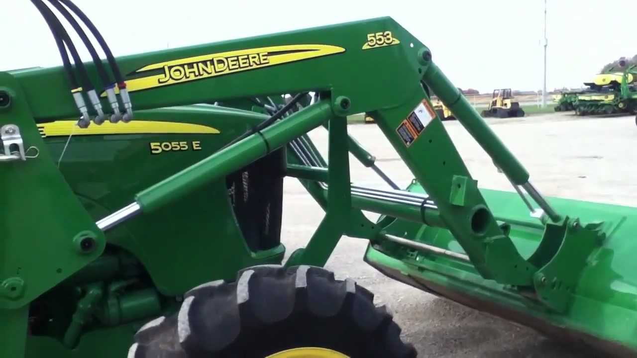 John Deere - 5055 E Tractor - YouTube on lights for john deere tractors, blueprints for john deere tractors, wiring diagrams for international tractors, wiring diagrams for old tractors, parts for john deere tractors,