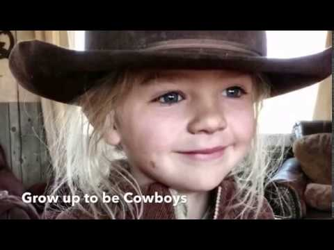 Grow Up to be Cowboys ~ by Mary Kaye
