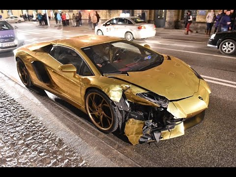 Crash Gold Lamborghini Aventador Poland 2017 - YouTube on gold lamborghini convertible, gold bmw, gold lamborghini murcielago, gold aston martin, gold camaro, gold lamborghini reventon, gold lamborghini elemento, gold mercedes, gold ferrari, gold toyota camry, gold bugatti, gold lamborghini gallardo, gold lamborghini diablo, gold koenigsegg agera r, gold lamborghini egoista, gold lamborghini countach, gold and diamond lamborghini, gold bentley, gold honda accord, gold rolls-royce phantom,