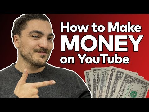 💰  How to Make Money on YouTube  in 2018 💰