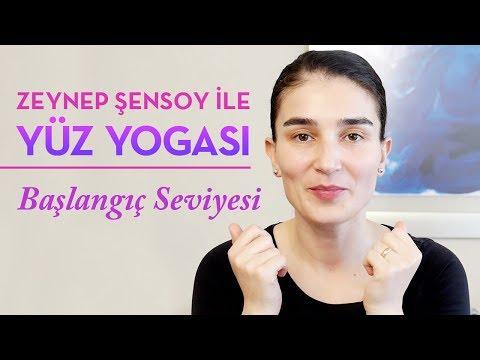 Yüz Yogası - Başlangıç Seviyesi Ders