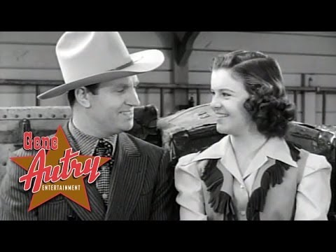 Gene Autry - I'm an Old Cowhand (from Back in the Saddle 1941)