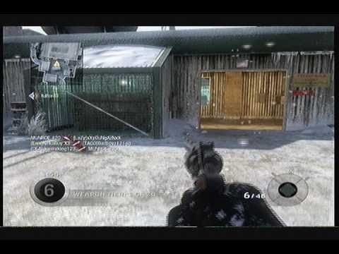 Call of Duty: Black Ops - HUMILIATION RAGE! - Episode 3 (SPECIAL)