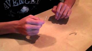 How to make a Live Bait rig
