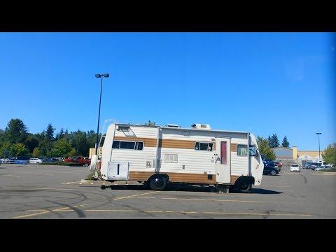 Mobile Meth Lab In Walmart Parking Lot