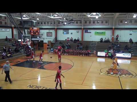Game 6  corliss - North Chicago Adam Lopez Country Financial Thanksgiving Tournament