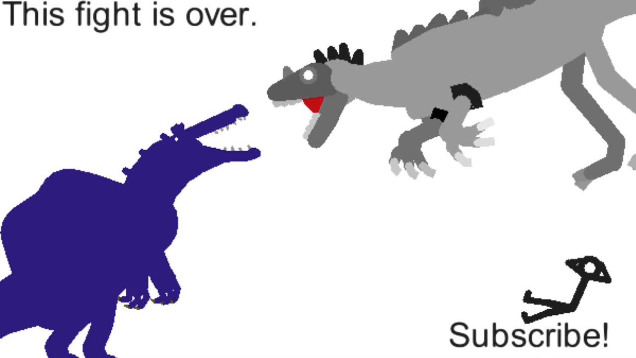 SBBA - Giganotosaurus vs Spinosaurus - YouTubeGiganotosaurus Vs Spinosaurus Who Would Win