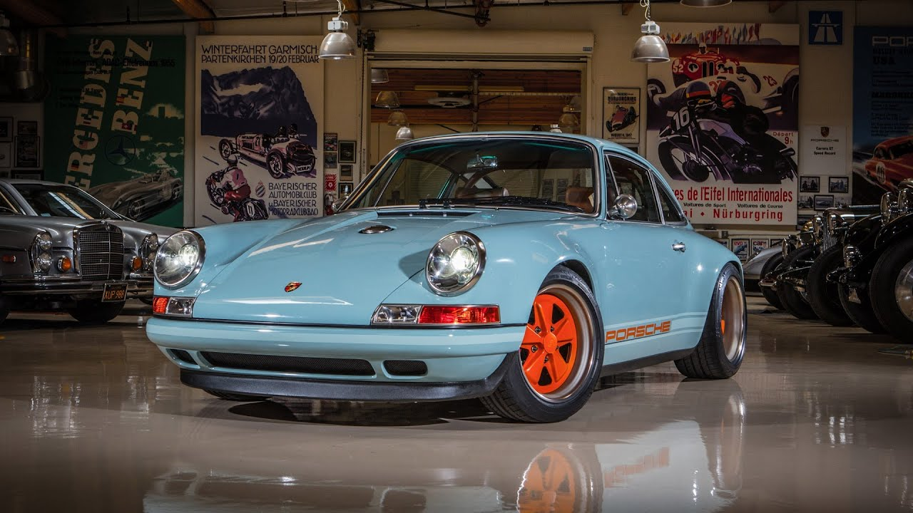 1991 Porsche 911 Reimagined By Singer Jay Leno S Garage