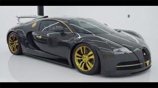 Manny Khoshbin New Car collection