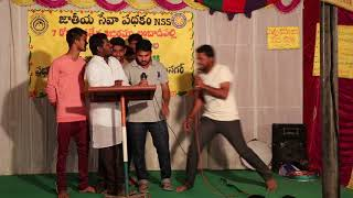 NSS CAMP DAY 3 | My Village Show | Telugu vlogs