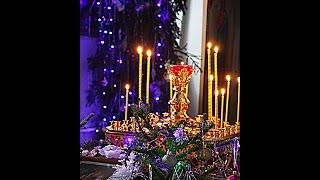 РОЖДЕСТВО 2017(Один Рождественский день в Храме Покрова Пресвятой Богородицы в Медведкове., 2017-01-16T09:38:15.000Z)