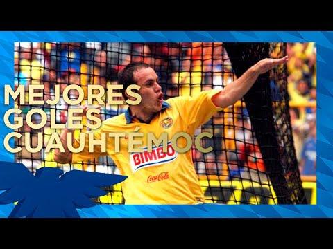 Los mejores goles de Cuauhtémoc Blanco