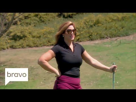 RHOC: Vicki Gunvalson's Birthday Party Full Of Drinking & Golfing (Season 13, Episode 7) | Bravo