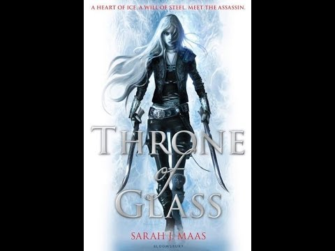 Interview with THRONE OF GLASS author Sarah Maas at BEA 2014!