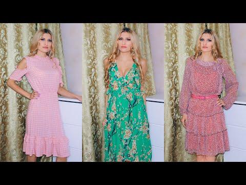 Платья на ВЕСНУ - ЛЕТО 2020 и пижамы BONPRIX