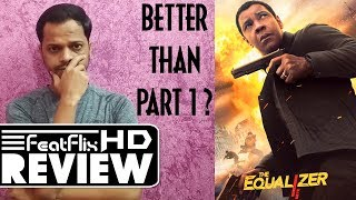 The Equalizer 2 (2018) Action, Crime, Thriller Movie Review In Hindi | FeatFlix