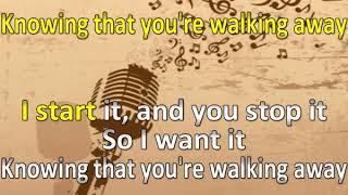 You and me - SOJA - karaoke