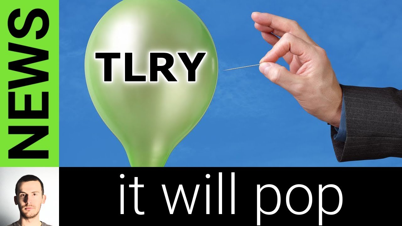Tilray Stock Madness Tlry Stock Up 100 Then Crashes 50 In A