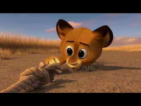 Dreamworks Madagascar Bebe Alex Secuestrado Madagascar Escape 2 Africa Youtube
