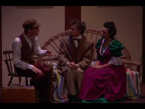 Fools By Neil Simon Act I Scene III: Zubritsky House