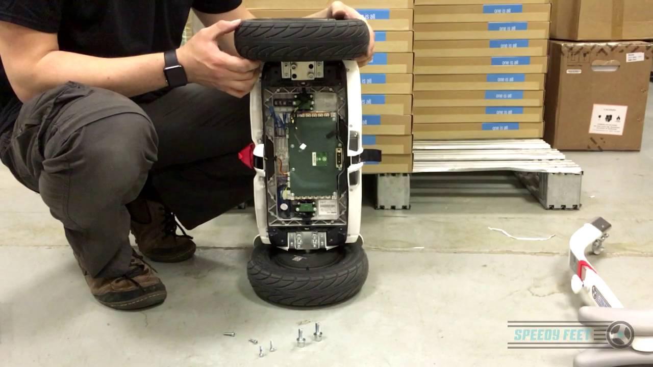 Ninebot Mini Pro Tire / Motor Removal