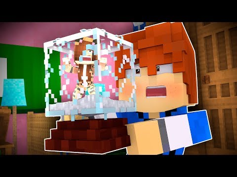 Minecraft Daycare - TRAPPED IN A SNOWGLOBE !? (Minecraft Roleplay)