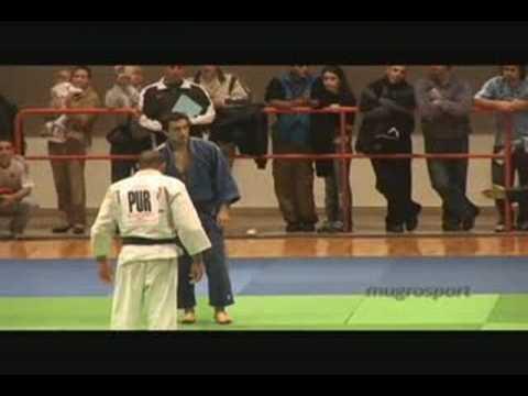 Costa Eduardo vs Chiclana - JUDO