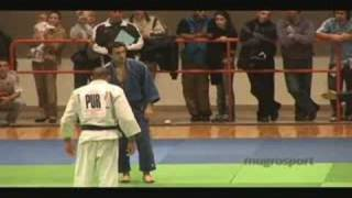 Costa Eduardo vs Chiclana - JUDO