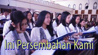 Gambar cover Ini Persembahan Kami. Deovindice Choir