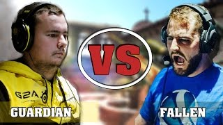 Guardian vs Fallen - Кто круче?