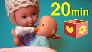 Baby dolll, Barbie kids, Princess and more   Bellboxes collection   20 min