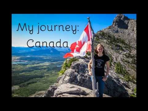 MY JOURNEY CANADA: Vancouver and Banff #1