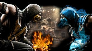 Mortal Kombat X Спецприемы и Фаталити