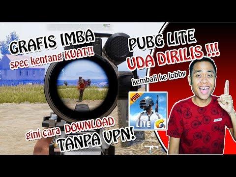 download UDA RILIS !!CARA DOWNLOAD PUBG LITE !!! SERU ABIS LGS BARBAR !!! - PUBG LITE INDONESIA