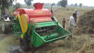 Mini Combine Thresher ( Tokari wali thresher )