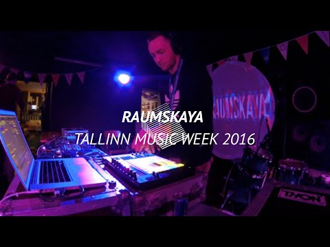 Raumskaya at Tallinn Music Week 2016