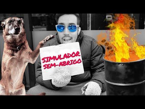 ESTOU VIVO!!! FINALMENTE! | SIMULADOR DE SEM-ABRIGO?! (De Pobre a MILIONÁRIO)