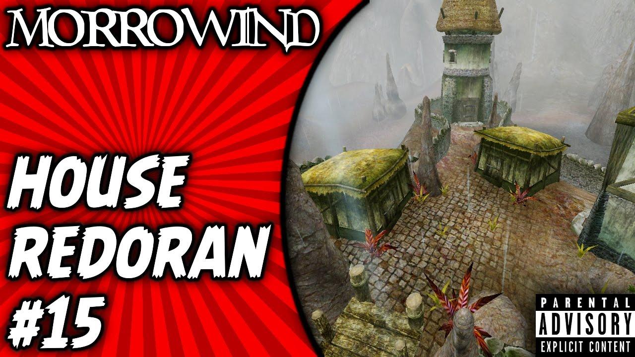 Morrowind House Redoran #15: Evidence of Corruption, Shut the Mines Down  (Walkthrough/Gameplay)