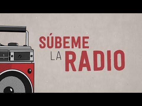 SUBEME LA RADIO PORTUGUESE REMIX [Official Audio]