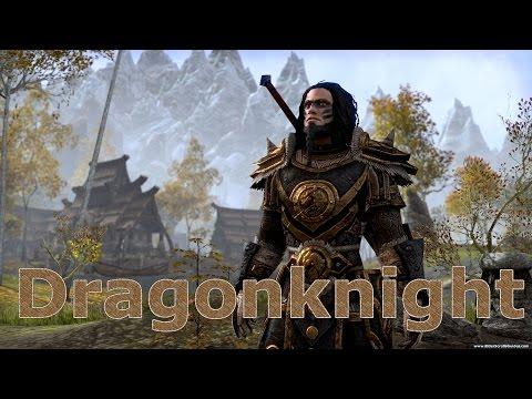 Dragonknight Build Teso Eso Magika