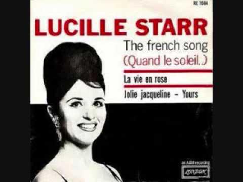 Lucille Starr - La Vie En Rose (1965)