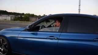 Audi A7 3.0 TDI 290hp vs BMW 328i 300+hp