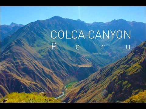 Peru: Colca Canyon